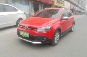 大众POLO 2014款 1.6L Cross POLO 自动